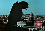 Image of Gargoyles and Grotesques Paris France, 1945, second 4 stock footage video 65675020419