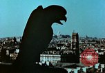 Image of Gargoyles and Grotesques Paris France, 1945, second 9 stock footage video 65675020419