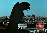 Image of Gargoyles and Grotesques Paris France, 1945, second 10 stock footage video 65675020419
