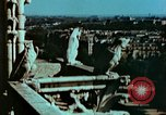 Image of Gargoyles and Grotesques Paris France, 1945, second 46 stock footage video 65675020419