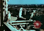 Image of Gargoyles and Grotesques Paris France, 1945, second 54 stock footage video 65675020419