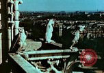 Image of Gargoyles and Grotesques Paris France, 1945, second 59 stock footage video 65675020419