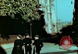 Image of Notre Dame Cathedral Paris France, 1945, second 43 stock footage video 65675020420