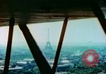 Image of monuments and landmarks Paris France, 1945, second 48 stock footage video 65675020422