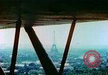 Image of monuments and landmarks Paris France, 1945, second 49 stock footage video 65675020422