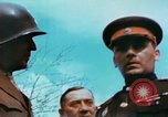 Image of Russian and US Major Generals Torgau Germany, 1945, second 20 stock footage video 65675020423