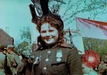 Image of Russian and US Major Generals Torgau Germany, 1945, second 59 stock footage video 65675020423