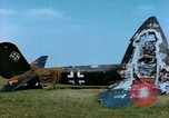 Image of German Luftwaffe airplanes Germany, 1945, second 10 stock footage video 65675020428
