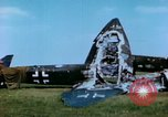 Image of German Luftwaffe airplanes Germany, 1945, second 13 stock footage video 65675020428