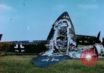 Image of German Luftwaffe airplanes Germany, 1945, second 14 stock footage video 65675020428