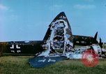 Image of German Luftwaffe airplanes Germany, 1945, second 15 stock footage video 65675020428