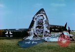 Image of German Luftwaffe airplanes Germany, 1945, second 16 stock footage video 65675020428
