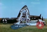 Image of German Luftwaffe airplanes Germany, 1945, second 17 stock footage video 65675020428