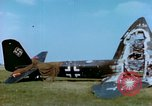 Image of German Luftwaffe airplanes Germany, 1945, second 37 stock footage video 65675020428