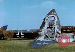 Image of German Luftwaffe airplanes Germany, 1945, second 40 stock footage video 65675020428