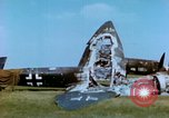 Image of German Luftwaffe airplanes Germany, 1945, second 41 stock footage video 65675020428