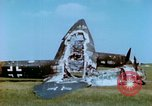 Image of German Luftwaffe airplanes Germany, 1945, second 45 stock footage video 65675020428