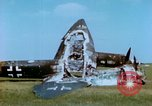 Image of German Luftwaffe airplanes Germany, 1945, second 49 stock footage video 65675020428