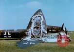 Image of German Luftwaffe airplanes Germany, 1945, second 50 stock footage video 65675020428