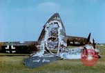 Image of German Luftwaffe airplanes Germany, 1945, second 52 stock footage video 65675020428