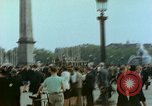 Image of VE Day celebrations Paris France, 1945, second 2 stock footage video 65675020436