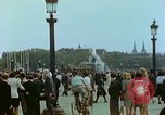 Image of VE Day celebrations Paris France, 1945, second 5 stock footage video 65675020436