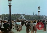 Image of VE Day celebrations Paris France, 1945, second 6 stock footage video 65675020436