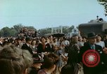 Image of VE Day celebrations Paris France, 1945, second 8 stock footage video 65675020436