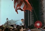 Image of VE Day celebrations Paris France, 1945, second 16 stock footage video 65675020436
