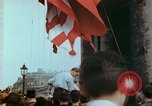 Image of VE Day celebrations Paris France, 1945, second 17 stock footage video 65675020436
