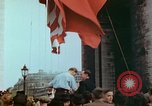 Image of VE Day celebrations Paris France, 1945, second 18 stock footage video 65675020436