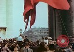 Image of VE Day celebrations Paris France, 1945, second 21 stock footage video 65675020436