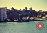 Image of North African Campaign Tunis Tunisia Tunis Port, 1942, second 29 stock footage video 65675020440