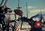 Image of North African Campaign Tunis Tunisia Tunis Port, 1942, second 30 stock footage video 65675020440
