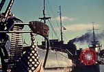 Image of North African Campaign Tunis Tunisia Tunis Port, 1942, second 31 stock footage video 65675020440