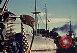 Image of North African Campaign Tunis Tunisia Tunis Port, 1942, second 32 stock footage video 65675020440