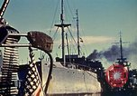 Image of North African Campaign Tunis Tunisia Tunis Port, 1942, second 33 stock footage video 65675020440