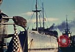 Image of North African Campaign Tunis Tunisia Tunis Port, 1942, second 34 stock footage video 65675020440
