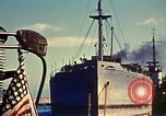 Image of North African Campaign Tunis Tunisia Tunis Port, 1942, second 37 stock footage video 65675020440