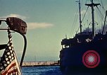 Image of North African Campaign Tunis Tunisia Tunis Port, 1942, second 41 stock footage video 65675020440