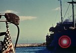 Image of North African Campaign Tunis Tunisia Tunis Port, 1942, second 42 stock footage video 65675020440