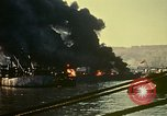 Image of North African Campaign Tunis Tunisia Tunis Port, 1942, second 19 stock footage video 65675020443