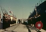 Image of Eisenhower in North Africa Tunis Tunisia Tunis Port, 1942, second 29 stock footage video 65675020444