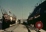 Image of Eisenhower in North Africa Tunis Tunisia Tunis Port, 1942, second 30 stock footage video 65675020444