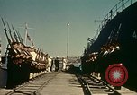 Image of Eisenhower in North Africa Tunis Tunisia Tunis Port, 1942, second 31 stock footage video 65675020444