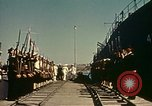 Image of Eisenhower in North Africa Tunis Tunisia Tunis Port, 1942, second 38 stock footage video 65675020444
