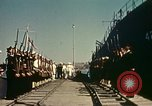 Image of Eisenhower in North Africa Tunis Tunisia Tunis Port, 1942, second 40 stock footage video 65675020444