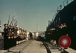 Image of Eisenhower in North Africa Tunis Tunisia Tunis Port, 1942, second 42 stock footage video 65675020444