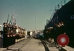 Image of Eisenhower in North Africa Tunis Tunisia Tunis Port, 1942, second 43 stock footage video 65675020444