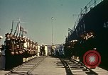 Image of Eisenhower in North Africa Tunis Tunisia Tunis Port, 1942, second 45 stock footage video 65675020444